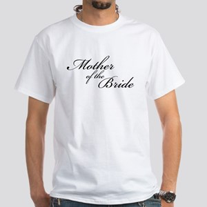 Mother of the Bride (FF) White T-Shirt