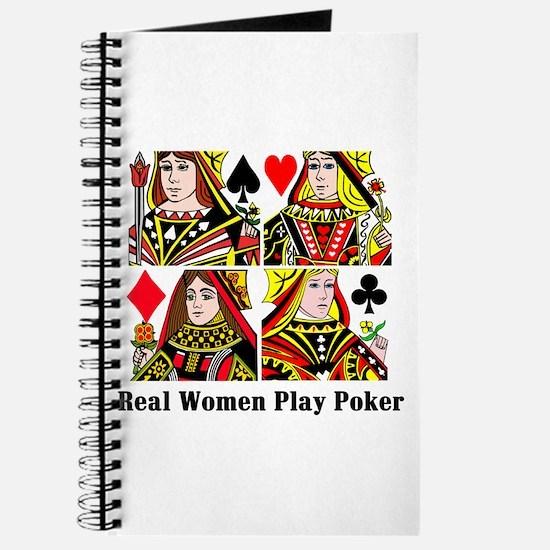 Real Women Play Poker Journal