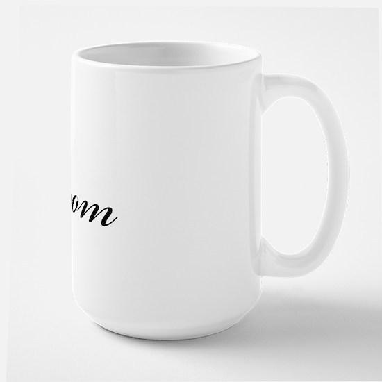 Mother of the Groom (FF) Large Mug