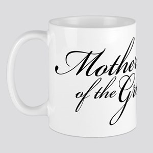 Mother of the Groom (FF) Mug