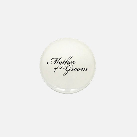 Mother of the Groom (FF) Mini Button