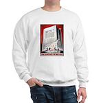 Books Are Weapons Poster Art Sweatshirt