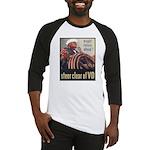 Steer Clear of VD Poster Art Baseball Jersey