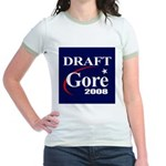 DRAFT GORE 2008 Jr. Ringer T-Shirt