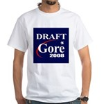 DRAFT GORE 2008 White T-Shirt