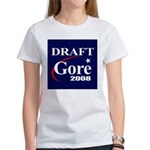 DRAFT GORE 2008 Women's T-Shirt