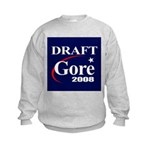 DRAFT GORE 2008 Kids Sweatshirt