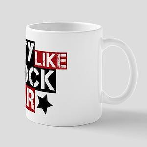 Potty Like A Rock Star Mug