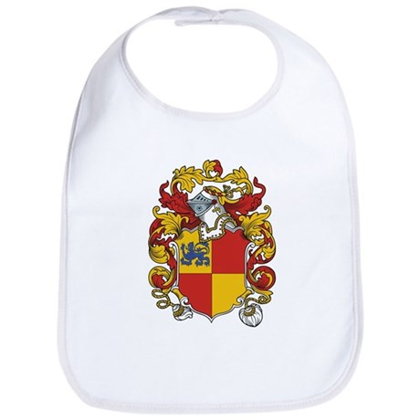 Say Coat of Arms Bib