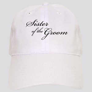 Sister of the Groom (FF) Cap