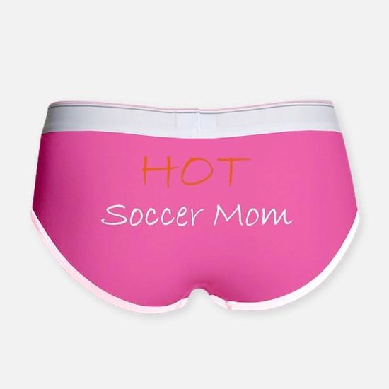 Hot Soccer Mom Women's Boy Brief