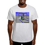 Too Modded Ash Grey T-Shirt