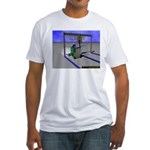 Too Modded Fitted T-Shirt