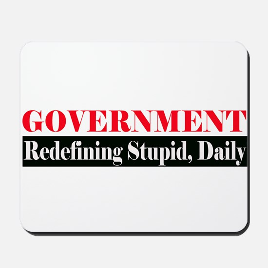 Government Mousepad