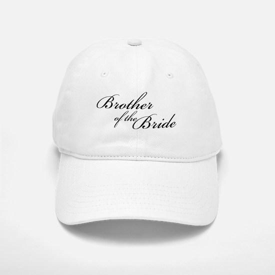Brother of the Bride (FF) Baseball Baseball Cap