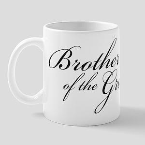 Brother of the Groom (FF) Mug