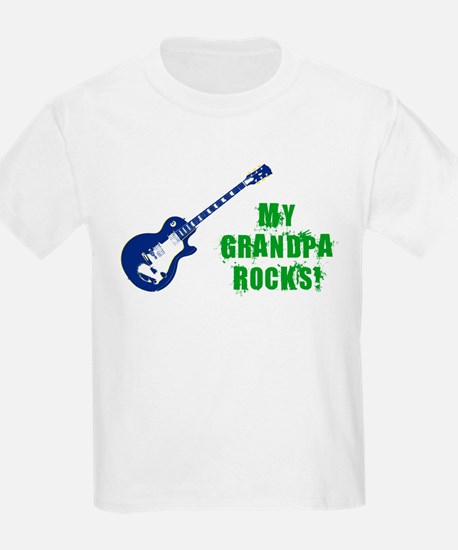 Rock On Grandpa! T-Shirt