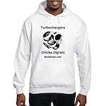 Turbochargers - Hooded Sweatshirt