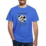 Turbochargers - Chicks Dig'em - Dark T-Shirt