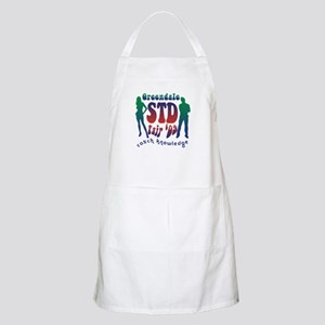 Greendale STD Fair Apron