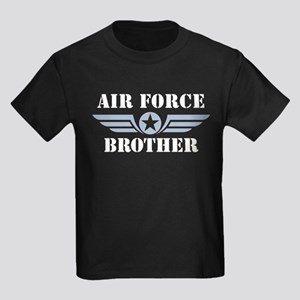 Air Force Brother Kids Dark T-Shirt