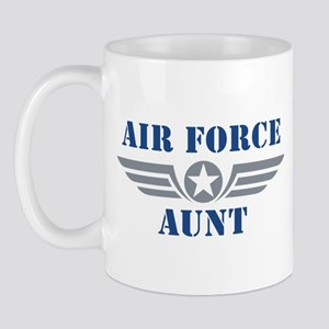 Air Force Aunt Mug