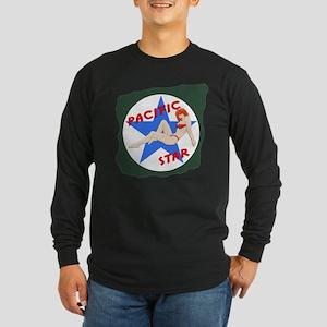 Pacific Star Long Sleeve Dark T-Shirt