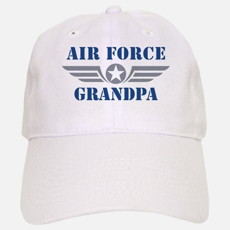 Air Force Grandpa Baseball Cap Cap