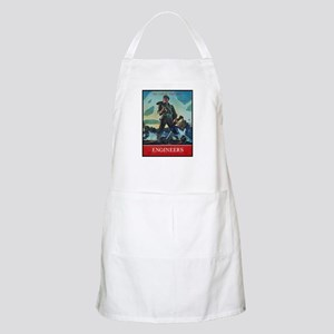 Army Corps of Engineers BBQ Apron