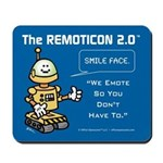 Office Opossums Remoticon 2.0 Mousepad