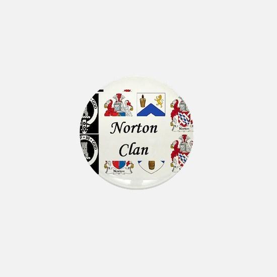 Cute Norton Mini Button