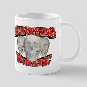 Surveying Pirate Mug