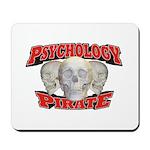Psychology Pirate Mousepad