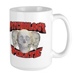 Psychology Pirate Large Mug