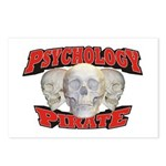 Psychology Pirate Postcards (Package of 8)