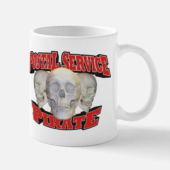 Postal Service Pirate Mug