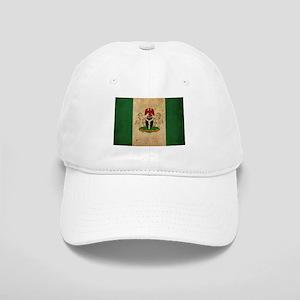 Vintage Nigeria Flag Cap