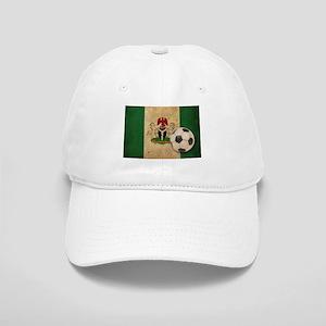 Vintage Nigeria Football Cap