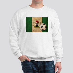Vintage Nigeria Football Sweatshirt