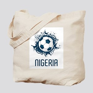 Nigeria Football Tote Bag