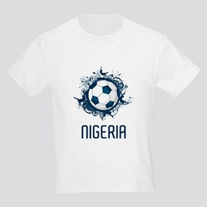 Nigeria Football Kids Light T-Shirt