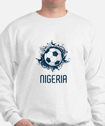 Nigeria Football Sweatshirt