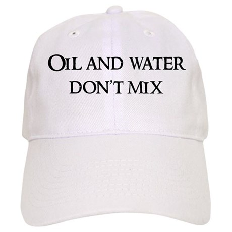 Oil and water Cap