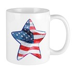 American Flag - Star Mug