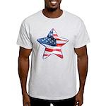 American Flag - Star Light T-Shirt