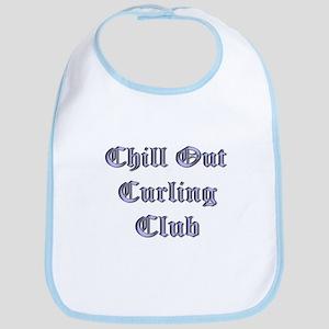 Chill Out Curling Club Bib