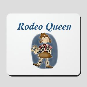 RODEO QUEEN Mousepad