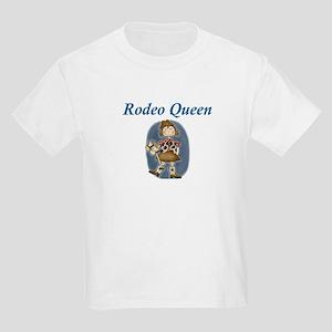 RODEO QUEEN Kids T-Shirt