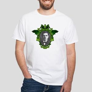 H.P. Lovecraft White T-Shirt