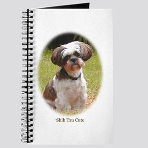 Shih Tzu Cute Journal